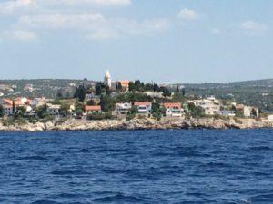 einer der schönsten Orte der Adria, Primosten